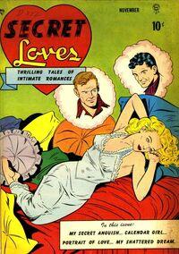 Secret Loves Vol 1 1