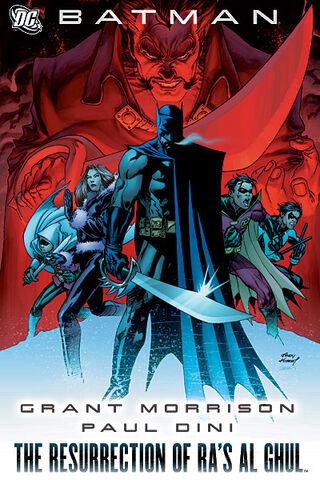 File:Batman Resurrection of Ra's al Ghul TP.jpg