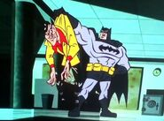 Plastic Man (Shorts) Episode The Bat and the Eel