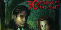 X-Files/30 Days of Night/Covers