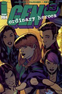 Gen 13 Ordinary Heroes Vol 1 1