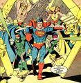 Justice League International in Millenium 001