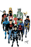Young Justice Vol 2 20 Textless