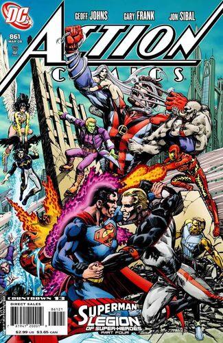 [[Mike Grell]] variant