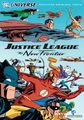 Justice League New Frontier Cover 1