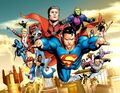 Legion of Super-Heroes 001