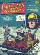 Star Spangled Comics 21