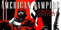 American Vampire: Survival of the Fittest/Covers
