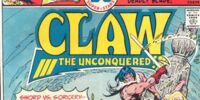 Claw the Unconquered Vol 1 7