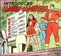 Mary Marvel Earth-S 001