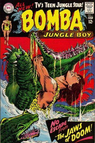 File:Bomba the Jungle Boy Vol 1 1.jpg