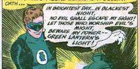 Green Lantern Origins