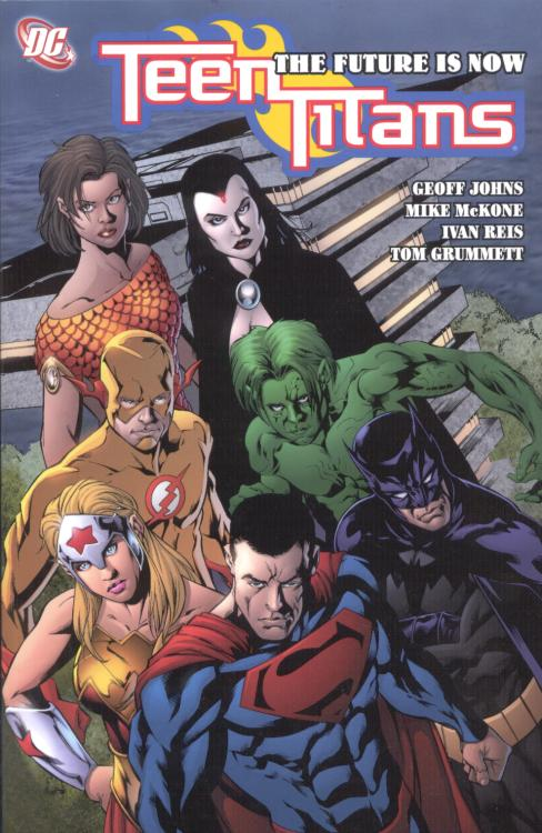 Teen Titans The Future Is Now 37