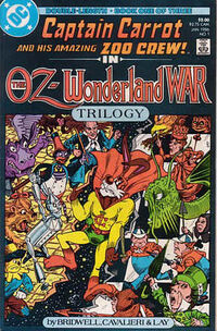 Oz-Wonderland War 1