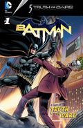 Batman A Case of Truth or Dare