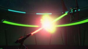 GLAS - Hal vs Atrocitus