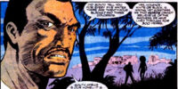 Nelson Mandutu (New Earth)