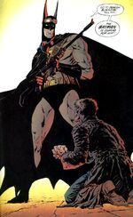 The Batman is Comic for Him!