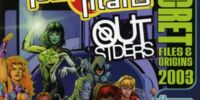 Teen Titans/Outsiders Secret Files and Origins Vol 1 2003