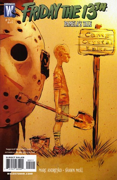 Friday The 13th Pamela S Tale Vol 1 2 Dc Database