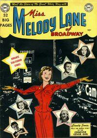 Miss Melody Lane of Broadway Vol 1 1
