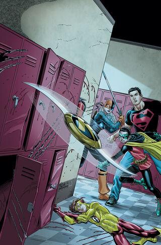 File:Teen Titans 90 Textless.jpg