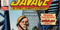 Doc Savage/Covers