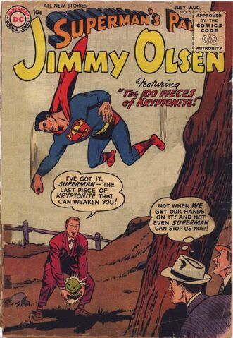 File:Jimmy Olsen Vol 1 6.jpg