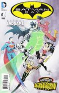 Batman Endgame Special Edition