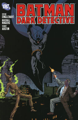 Cover for the Batman: Dark Detective Trade Paperback