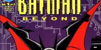 Batman Beyond/Covers