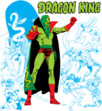 Dragon King (New Earth) 001