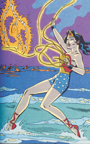 File:Wonder Woman The Amazon Princess Archives Vol 1 1.jpg
