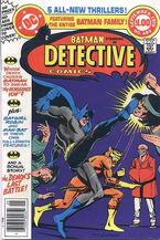 Detective Comics 485