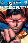 Superman: Rebirth Vol 1 1