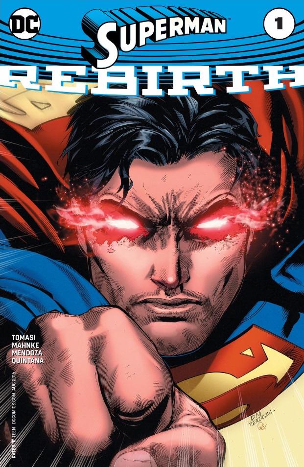 Resenhando Superman: Renascimento #1 | Críticas | Revista Ambrosia
