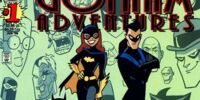 Batman: Gotham Adventures/Covers