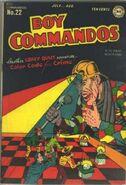 Boy Commandos 22