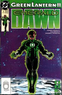 Green Lantern Emerald Dawn 1