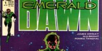 Green Lantern: Emerald Dawn Vol 1 1