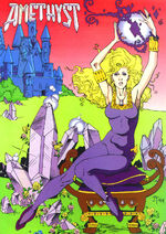 Amy Winston, Amethyst, Princess of Gemworld