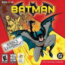 Batman Justice Unbalanced