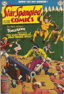 Star-Spangled Comics 109