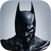 Batman Arkham Origins mobile logo