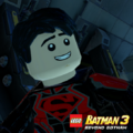 Superboy Lego Batman 0001