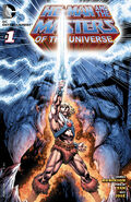 He-Man and the Masters of the Universe Vol 1 1