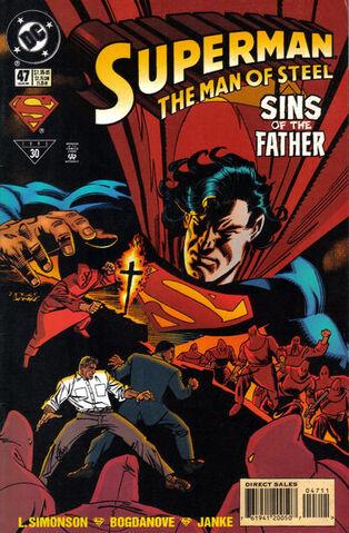 File:Superman Man of Steel Vol 1 47.jpg