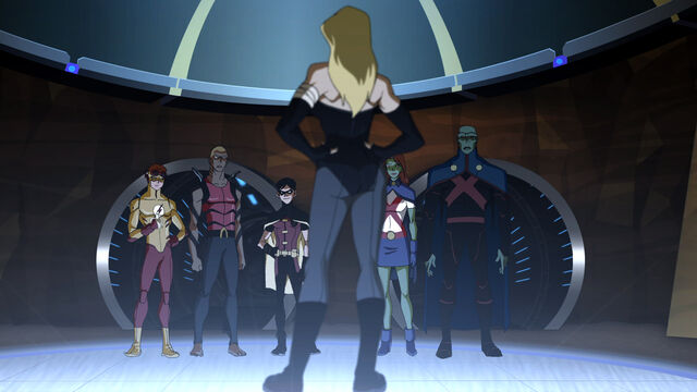 File:Young Justice Episode Schooled.jpg
