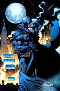 Batman and Catwoman kiss