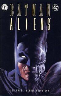 Batman Aliens Vol 1 1